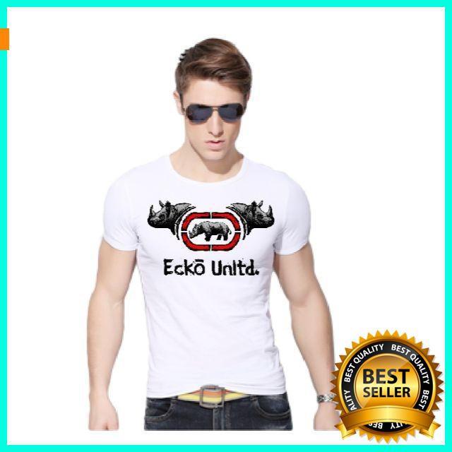 [ Xả Hàng ] Áo thun cổ tròn ecko EC 010 áo thun đi chơi,áo thun mùa hè,chất liệu thoáng mát,áo thun phong cách