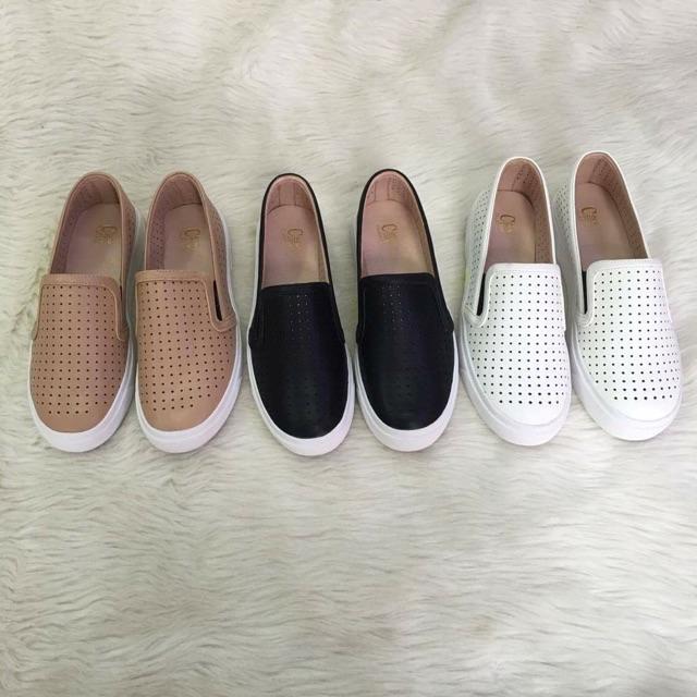 Giày lười bệt 3 màu