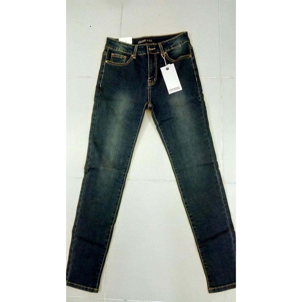 Quần jeans vnxk ZARA BASIC