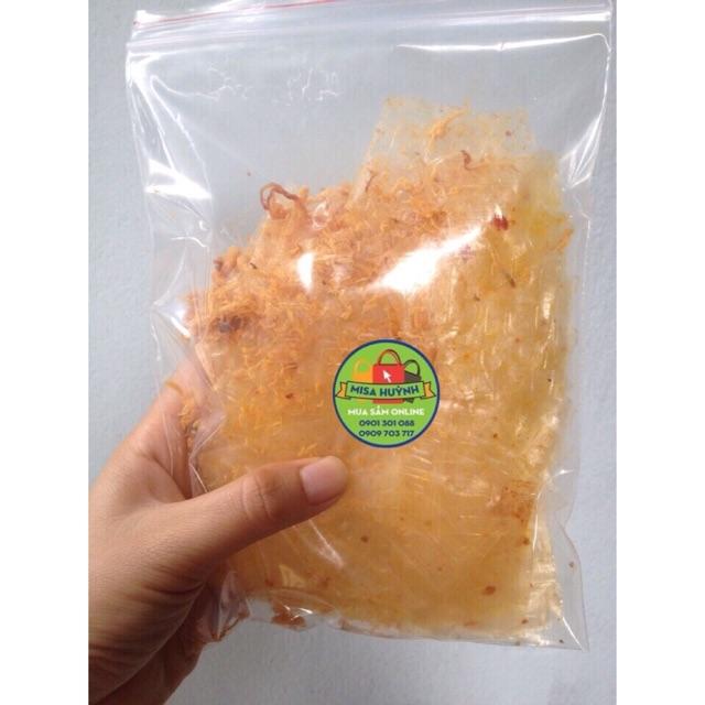 Bánh Tráng Chà Bông Gà