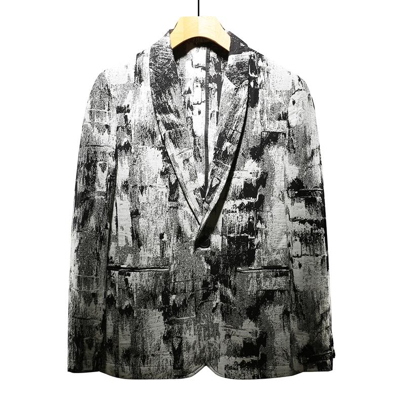 áo khoác blazer phối nút cho nữ