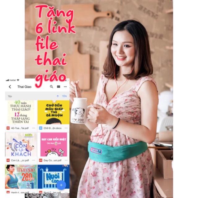 Tặng 6 link file thai giáo khi mua Tiptopkid Music - Xanh Ngọc