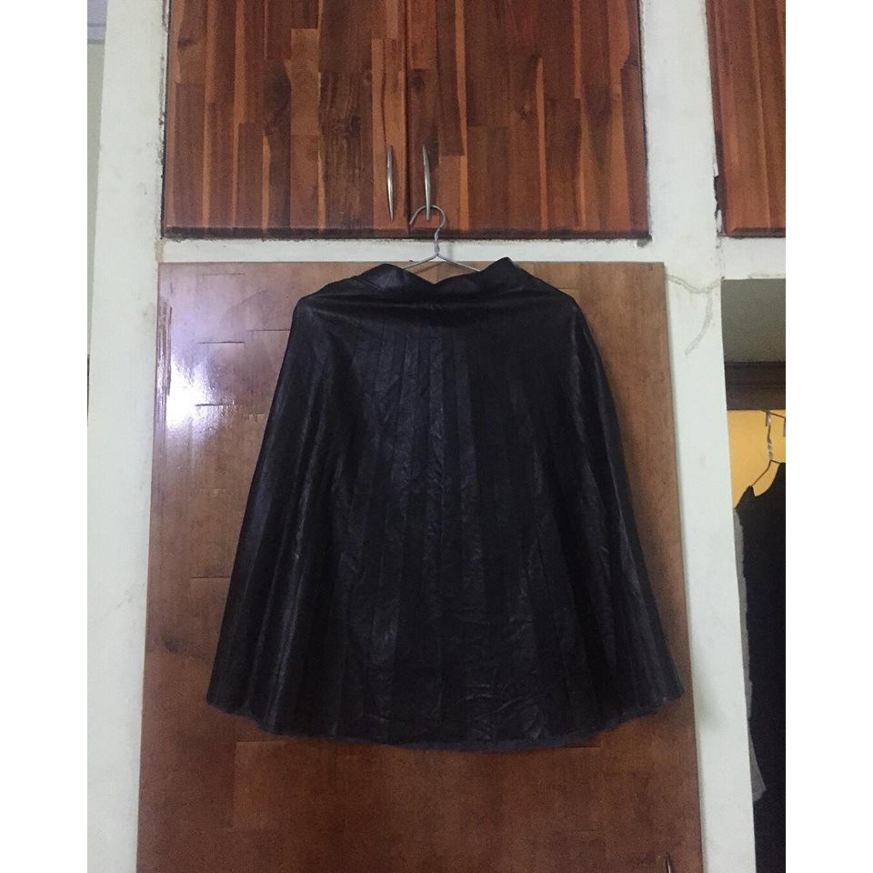 [Thanh lý] Chân váy da