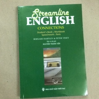 Sách streamline english connections quyển B