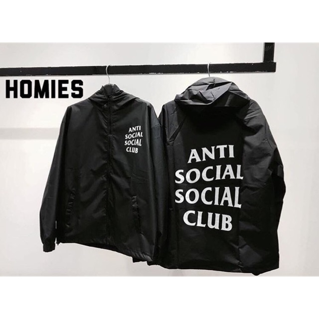 Jacket Anti Social Club