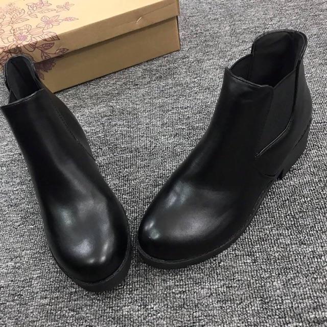 Boot bệt cổ ngắn
