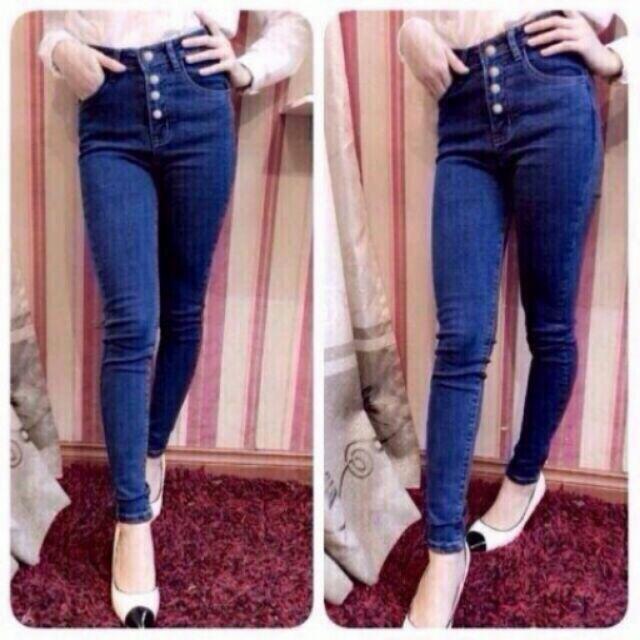 quần Jean 5 nút