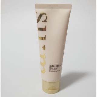 Sữa rửa mặt Sum Skin Saver Pure Effect Cleansing Foam 120ml