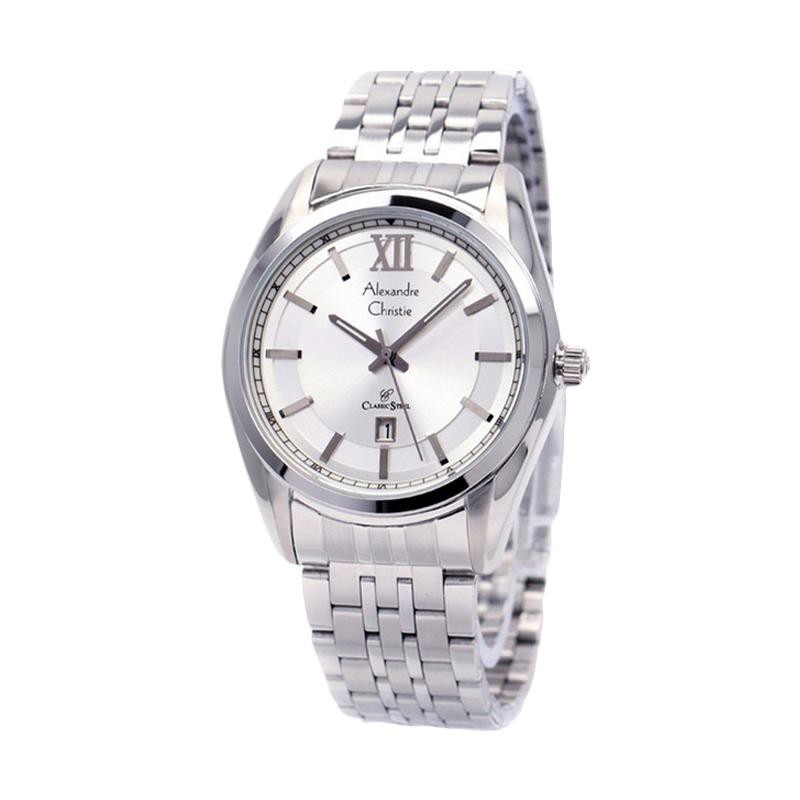 Đồng hồ Nữ Alexandre Christie 8501LDBSSSL Kim loại