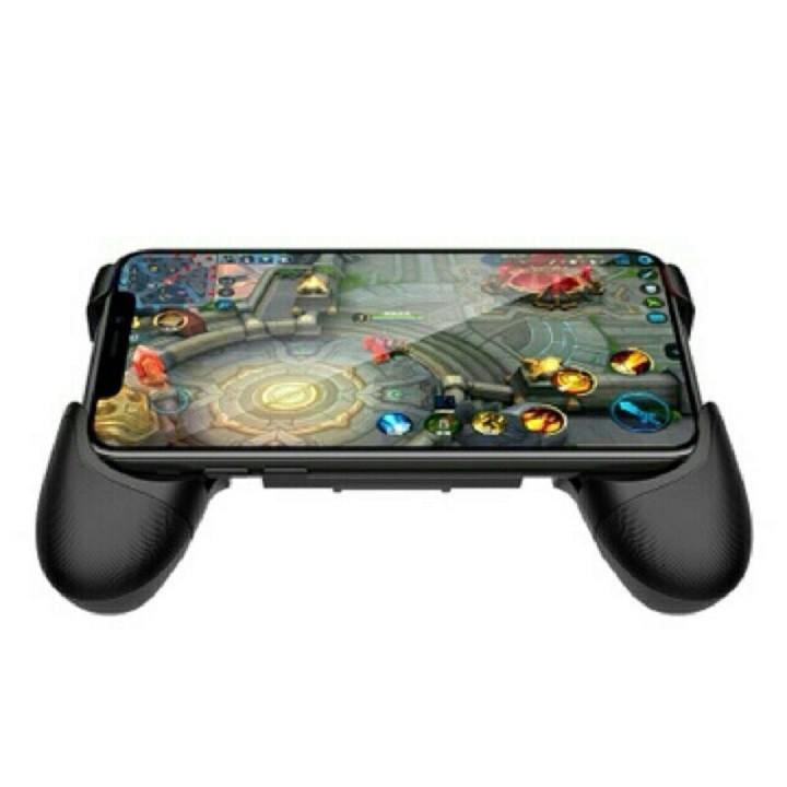 Tay cầm game cho điện thoại full màn hình dưới 6.3 inch Gamepad