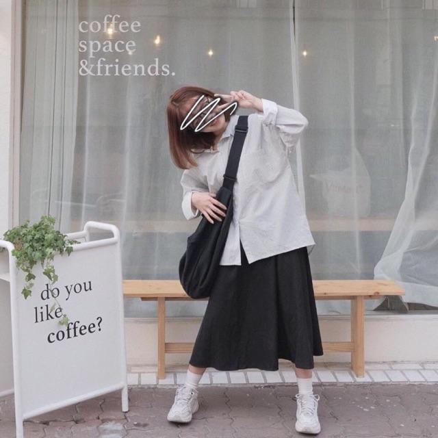 [Mã WA1606 giảm 15% đơn 99k] Chân váy basic