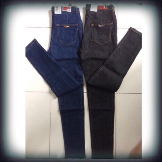 Combo quần jean và jum