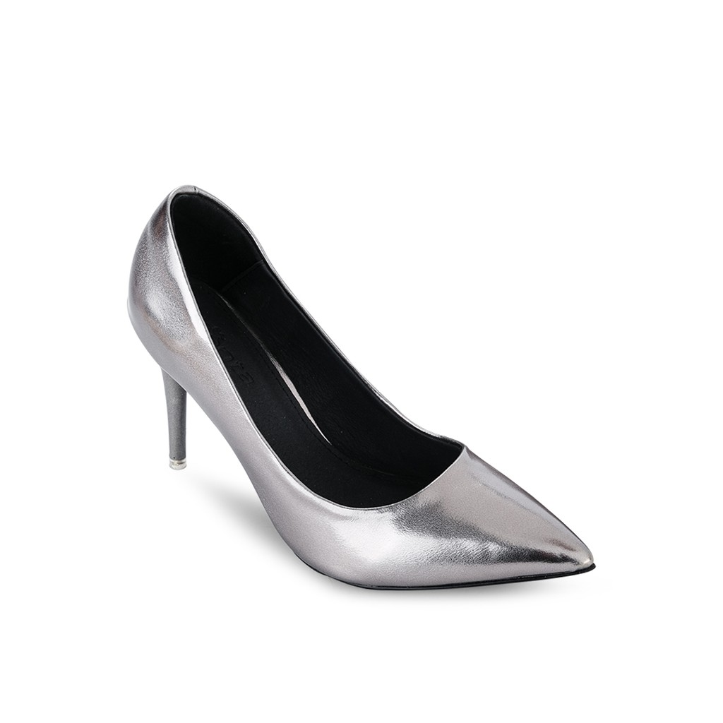 Giày cao gót ánh kim trơn Senta SZ55