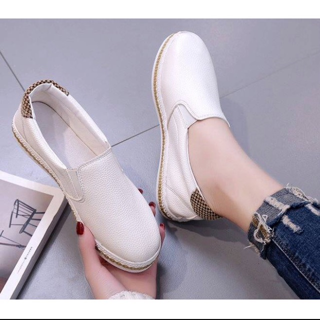 Giày lười size 35