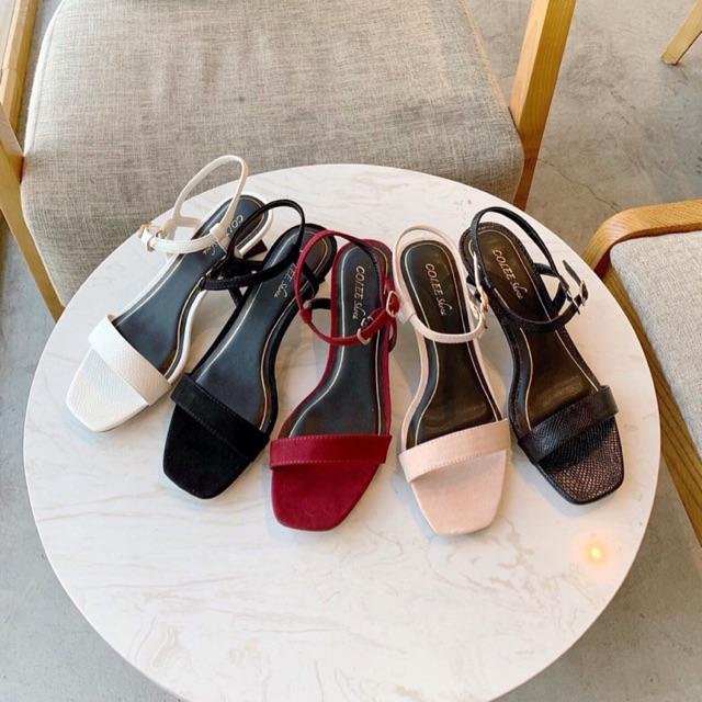 Giày sandal Colee hàng xuất