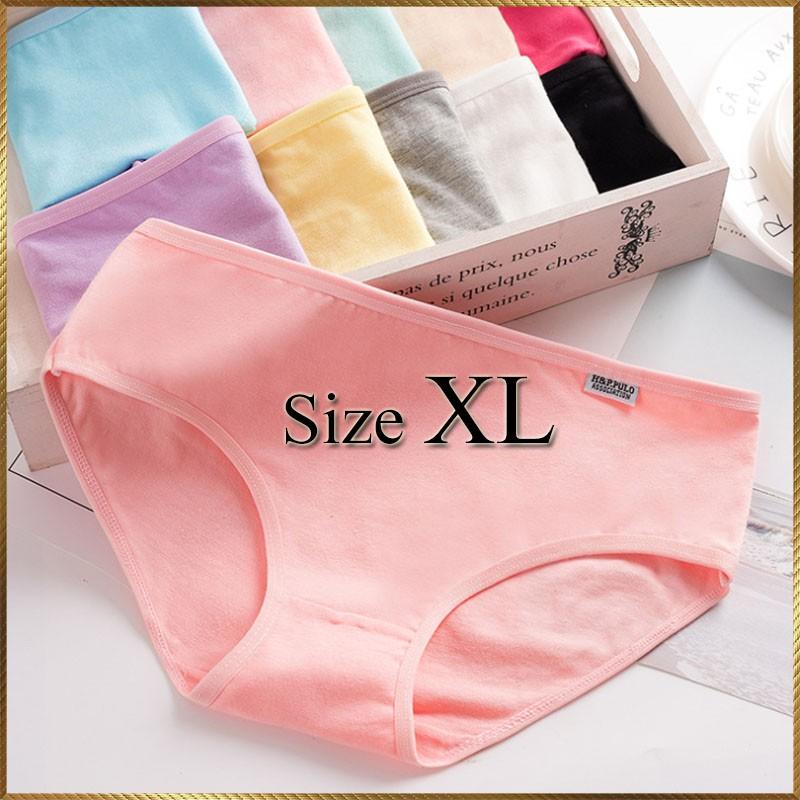 [Mã WARN10 giảm 10K đơn 99K] Quần lót cotton Pulo size to XL PX10