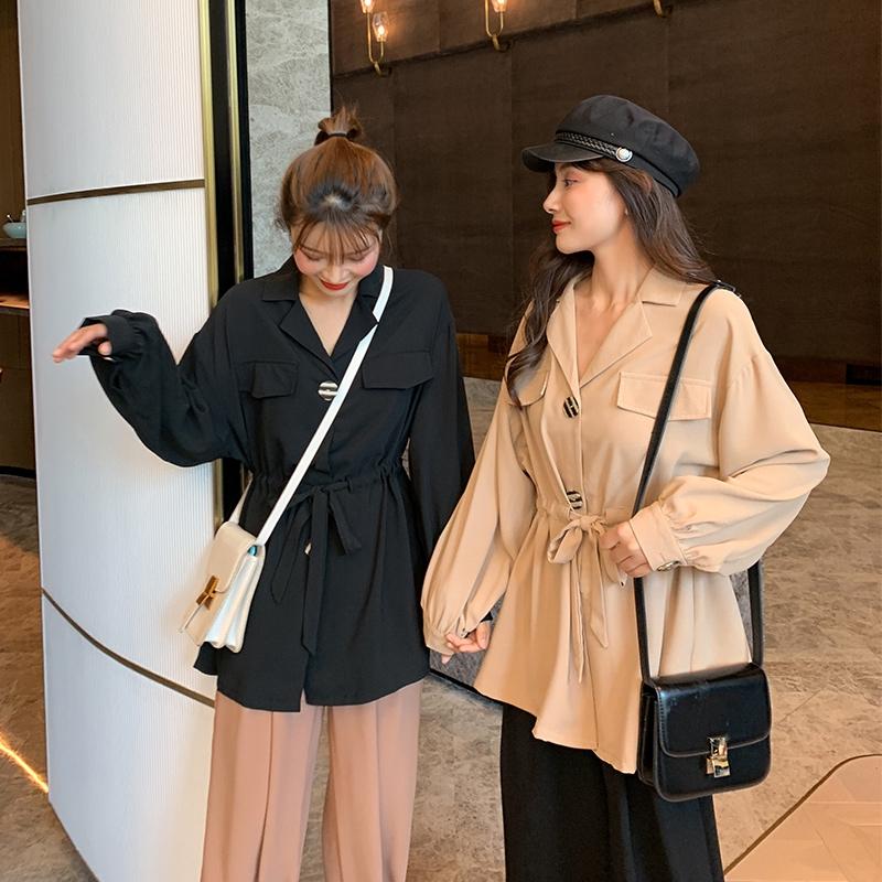 áo khoác nữ phong cách retro