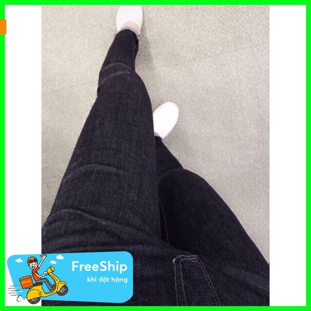 [ Top 9 ] Quần jeans xước siêu co giãn có túi trước,quần jeans nữ TopShop CẠP CAO