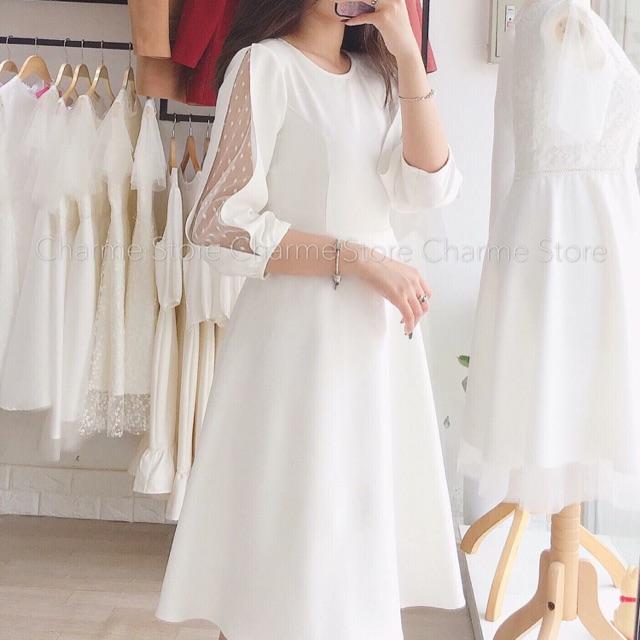 Váy Anny dự tiệc, đám cưới, đi làm xinh xắn