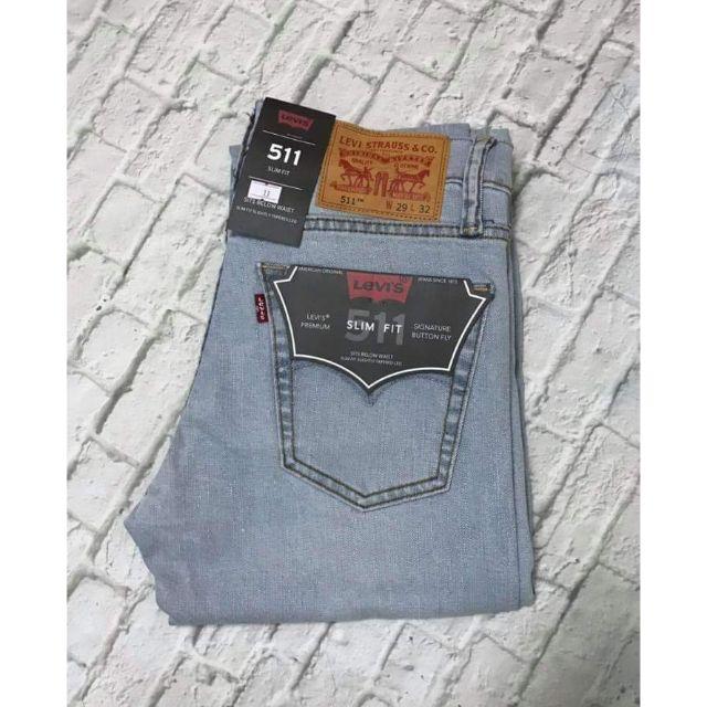 Combo 3 quần jean nam