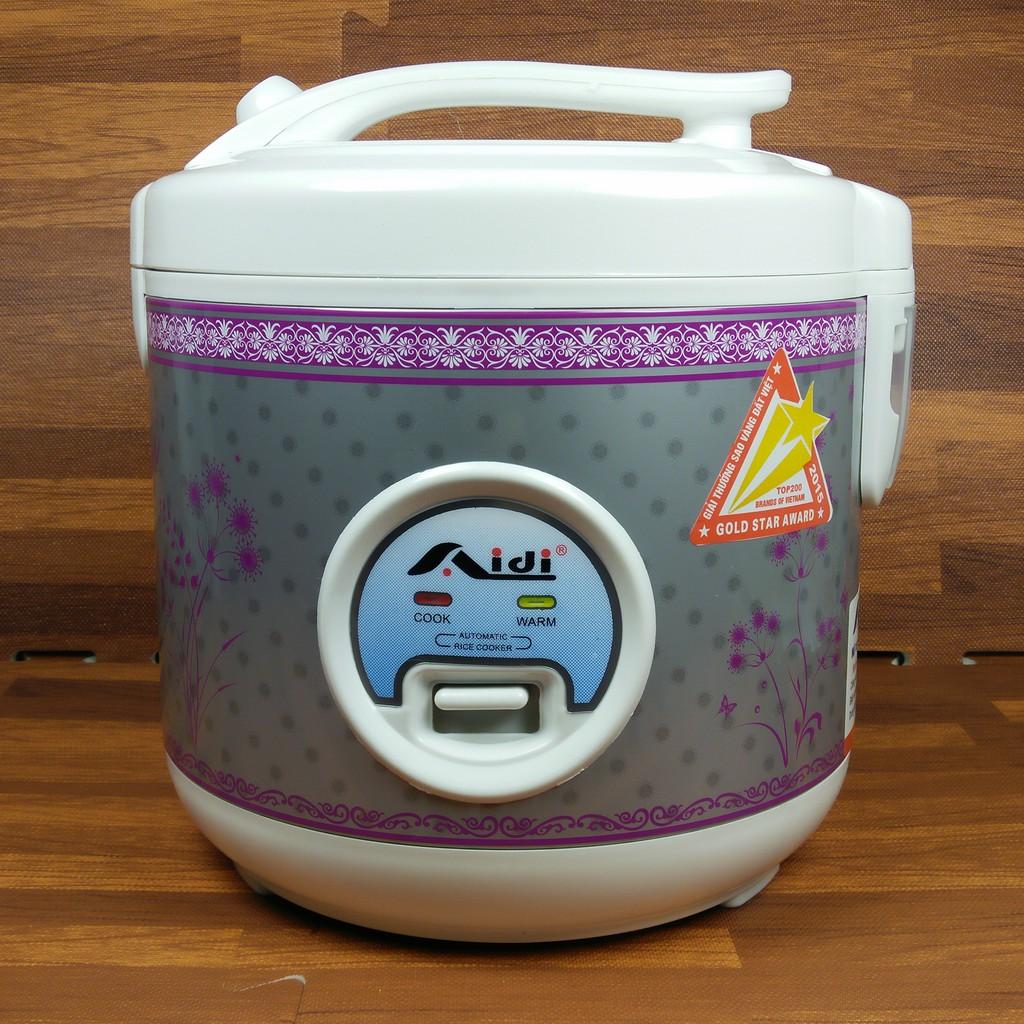 Nồi cơm điện tự động AiDi MR-SM07H 1 lít
