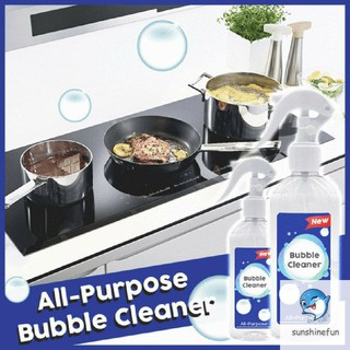 READY STOCK Kitchen Cleaner Multi-Purpose Foam Cleaner All-Purpose Bubble Cleaners Kitchen Accesso