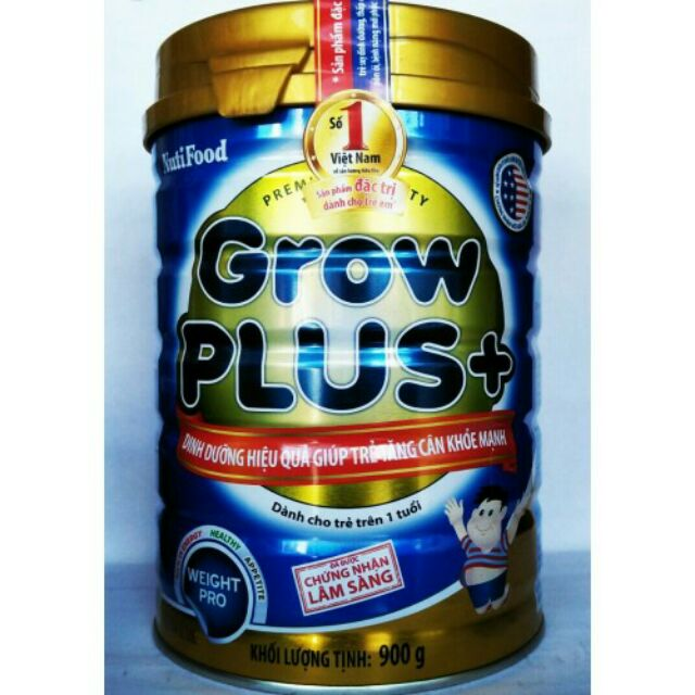 Grow plus xanh