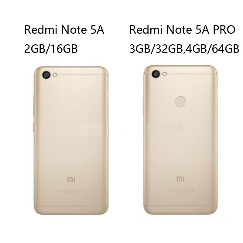 Ốp lưng dẻo silicon xiaomi redmi note 5A