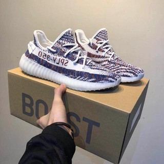 [kapeeshop]Giày thể thao cao cấp Adidas Yeezy Boost 350 - V2 ( Ful box - Full size - Full màu )