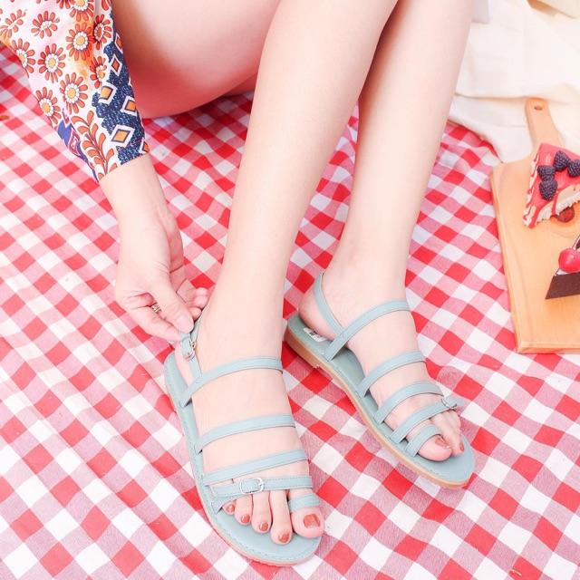 Sandal 3 quai xỏ ngón