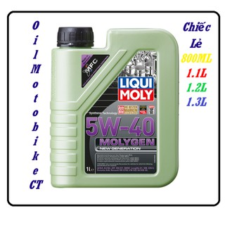 Nhớt LIQUI MOLYGEN 5w40 Synthese Technology Tay Ga