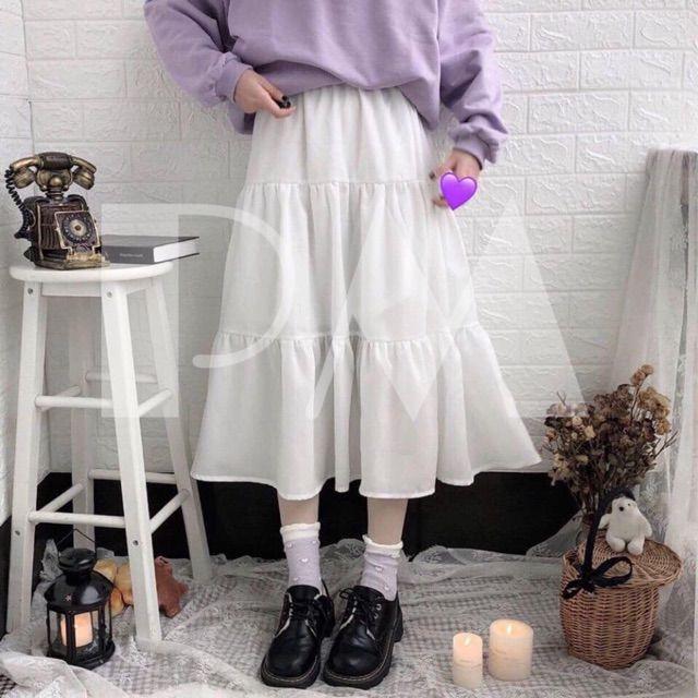 Chân váy bồng công chúa cực xinh