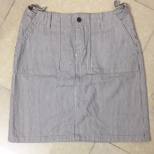 Chân váy voan Hàn - Nhật hàng si đã qua giặt là . Giá cả chất lượng hợp lí