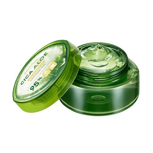 (MBC) Gel Nha Đam Dưỡng Ẩm Missha Premium Cica Aloe Soothing Gel 300ml