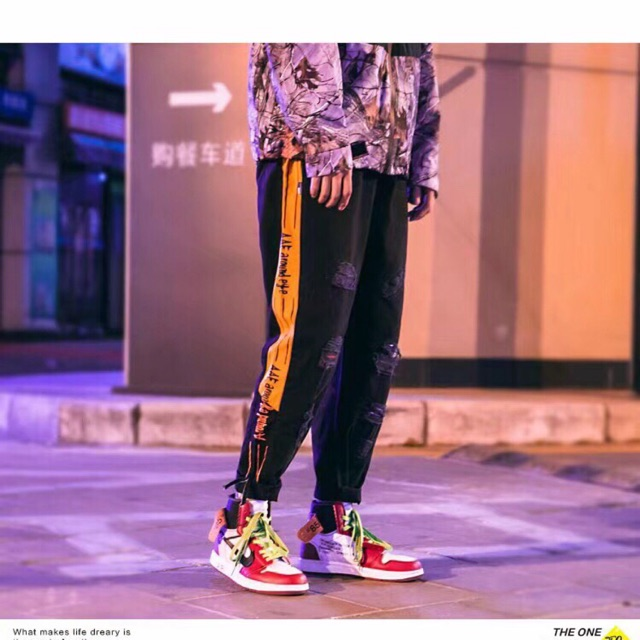 [Tetsu] Quần Jean HOT 2019 - Mã D362 - Màu Đen