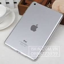 Ốp Lưng Silicon Dẻo Trong Suốt iPad Air 2/ ipad 6