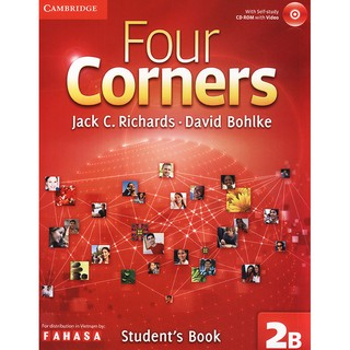 Sách - Four Corners 2B - Student's book