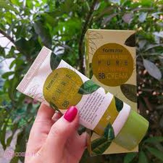 Kem nền BB Cream Green tea farm saty 40g