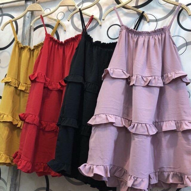 Váy 2 dây