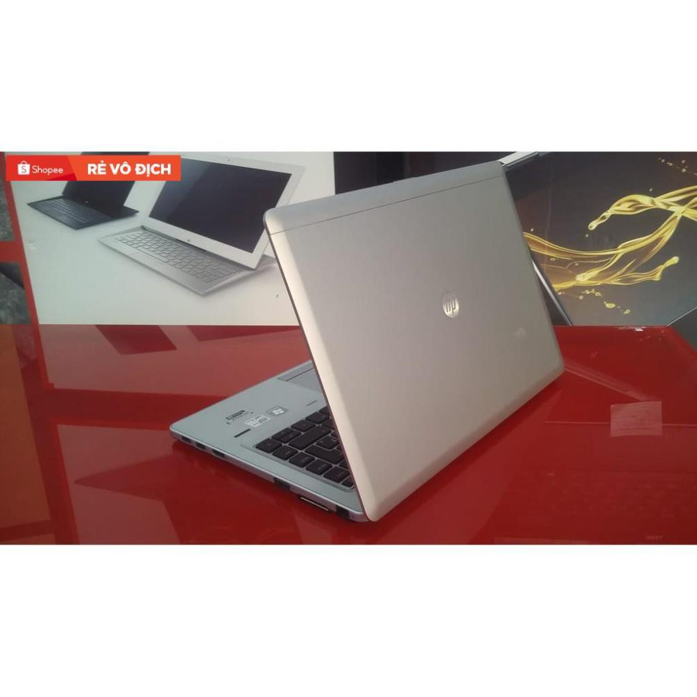 Laptop HP folio 9470M, Core i7 3687U, Ram 4g, Pin 2h, new 98% #2