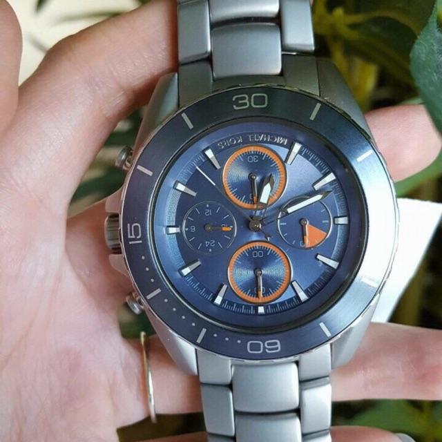 Đồng hồ nam Michael Kors dây thép cá tính chính hãng Mỹ
