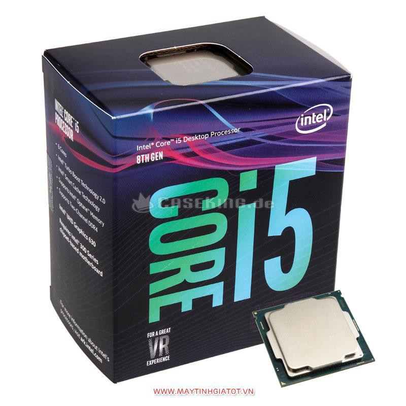 CPU INTEL CORE I5 8400 2.8GHZ TURBO UP TO 4GHZ / 9MB / 6 CORES, 6 THREADS