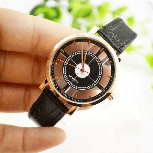 Đồng hồ nữ dây da PU thời trang DH0256