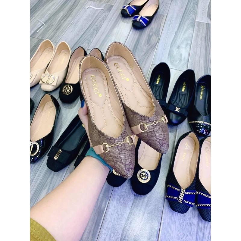 giày bệt búp bê, đế mềm, êm chân (tuyển sỉ, ctv toàn quốc)