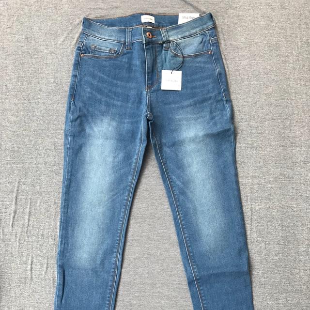 Quần jean skinny sneak peak
