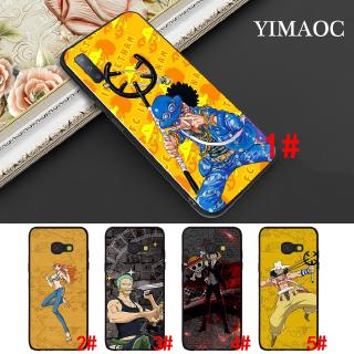 Hình ảnh Samsung J4 J6 J7 J8 Plus Prime M10 M20 M30 soft case 182A One Piece Anime