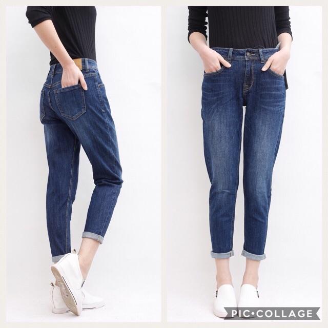 Quần jeans zaraa trơn