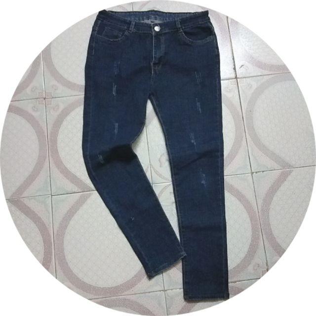 Quần Jean Dài (Hình Thật) - thanh lý quần jean