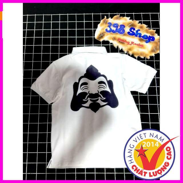 [ Sale 50% ] Áo evisu cổ trụ 2 mặt HM01 áo thun mùa hè,áo đi chơi,áo thun in hình đẹp,áo thun nam cao cấp