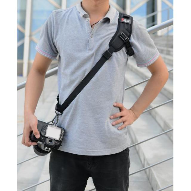 Dây đeo thao tác nhanh đai đeo máy ảnh đa năng Qick Strap Focus phụ kiện tiện lợi cho nhiếp ảnh gia Chammart